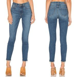 NWOT PAIGE Hoxton High Rise Skinny Ankle in Neva
